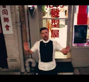 Justin Timberlake : ''Take Back The Night'', entre battle et club clandestin