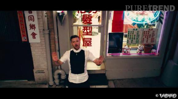 "Justin Timberlake dévoile le clip de ""Take Back The Night""."
