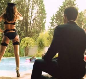 Vidéo de la première ligne L'Agent d'Agent Provocateur, Automne-Hiver 2013/2014, réalisée par Penelope Cruz.