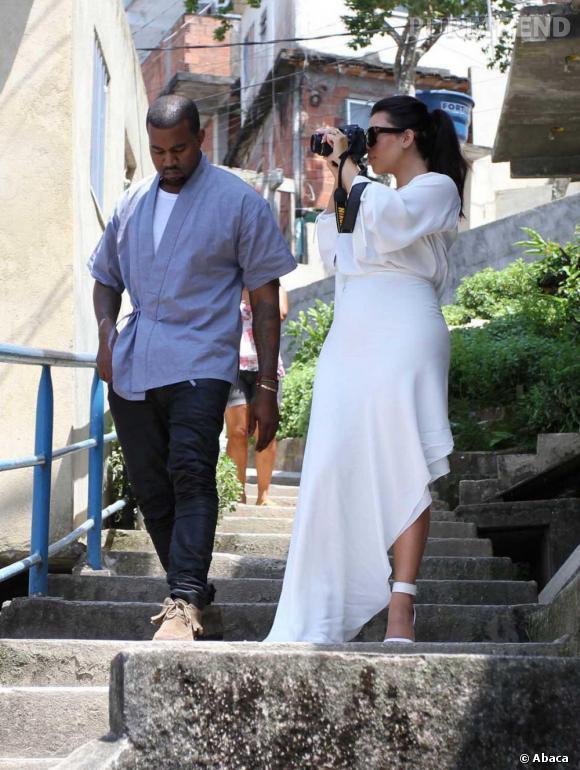 Kim Kardashian, combien a-t-elle gagné pour une photo de North ?