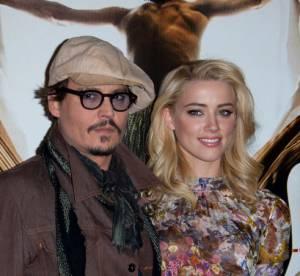 Johnny Depp l'avoue enfin : ''J'ai retrouve l'amour''
