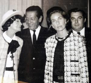 """Cliché de Coco Chanel et Marion Pike. """"Coco Chanel: A New Portrait by Marion Pike, Paris 1967-71"""" du 5 septembre au 16 novembre 2013 au London College of Fashion."""