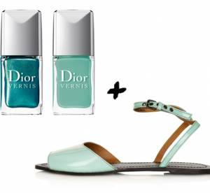 Vernis à ongles et nu-pieds : nos combinaisons mode et beauté de l'été