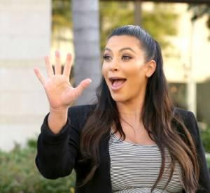 Kim Kardashian, en pleine crise de panique : et si ses fans l'oubliaient ?