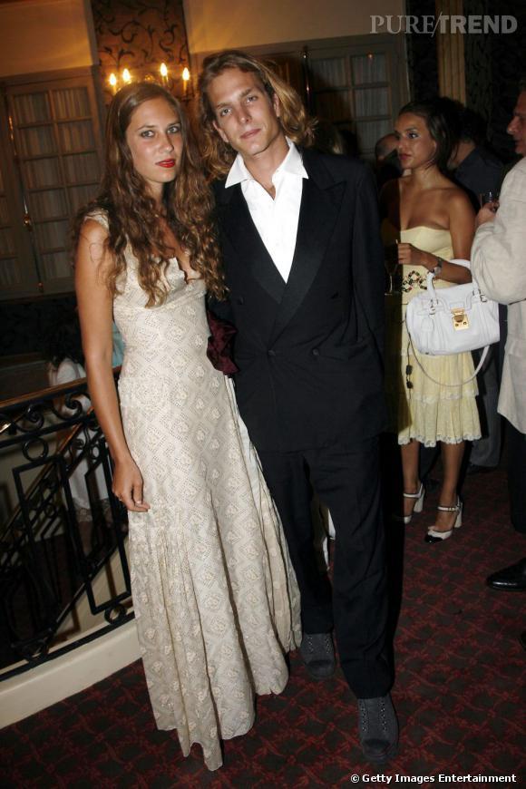 Tatiana Santo Domingo et Andrea Casiraghi se diront oui le 31 août 2013.