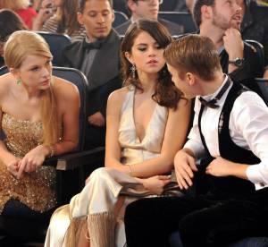 Justin Bieber et Taylor Swift en guerre a cause de Selena Gomez