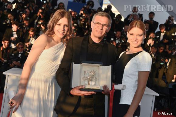 """""""La Vie d'Adèle"""" sera interdit aux moins de 17 ans dans les salles américaines."""