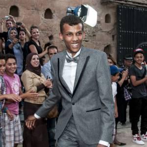 Stromae au second Festival du Rire de Marrakech.