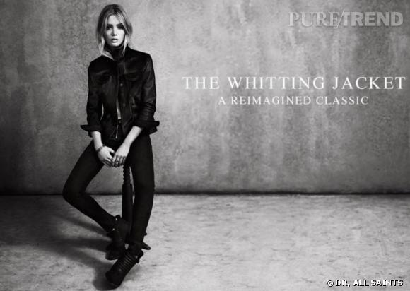 All Saints va présenter sa collection Printemps-Eté 2014 lors de la Fashion Week de New York. Une première pour la marque british.