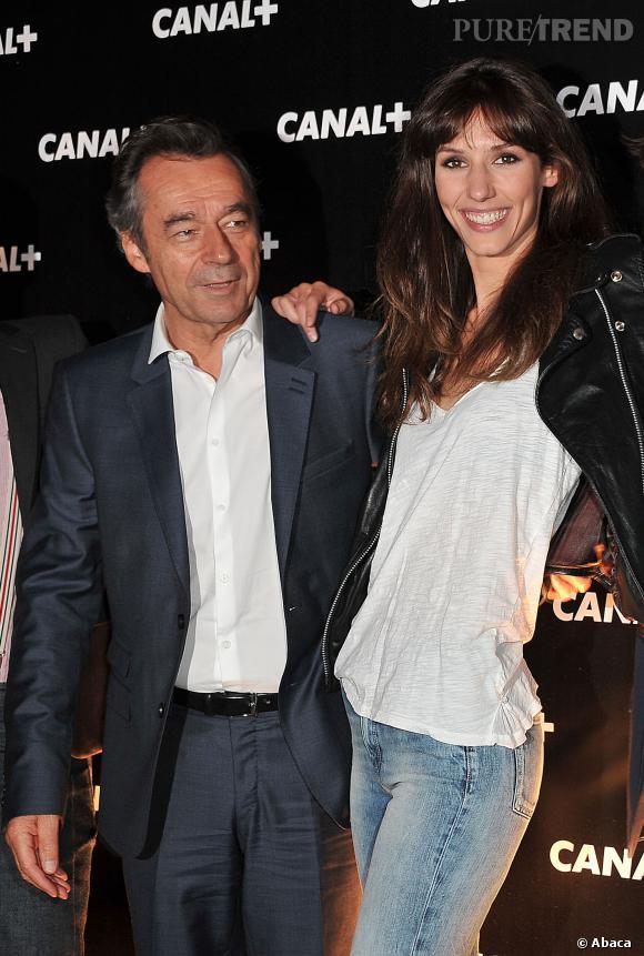 Michelle Denisot et Doria Tillier.