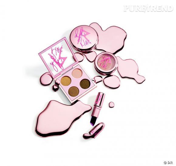 La nouvelle collection de RIhanna pour MAC Cosmetics.