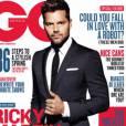 Ricky Martin se confie au magazine GQ édition australienne.