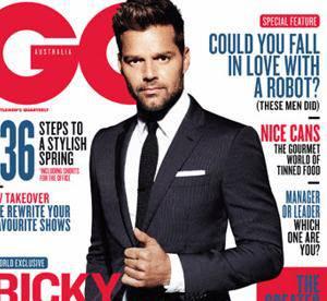 Ricky Martin etait ''homophobe'', mais ca c'etait avant !