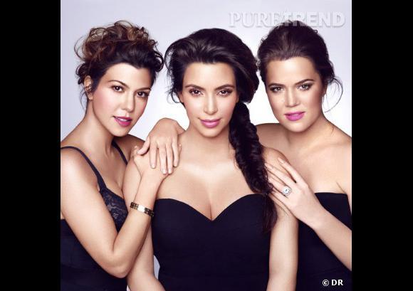 Les astuces beauté des soeurs Kardashian