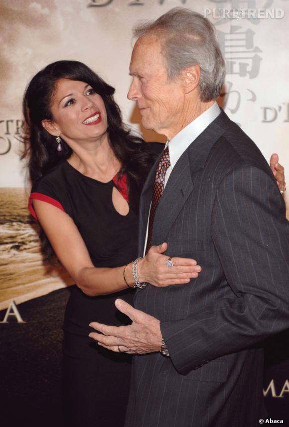 Clint Eastwood et sa femme Dina sont en pleine procédure de divorce.