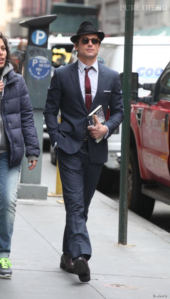Qui est le New-yorkais le plus chic ? Neal Caffray évidemment...