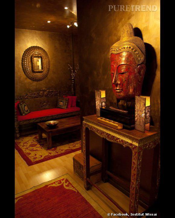 Le massage traditionnel thaï ou l'art du lâcher prise.