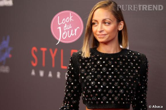 Nicole Richie aux Annual Style Awards à New York.