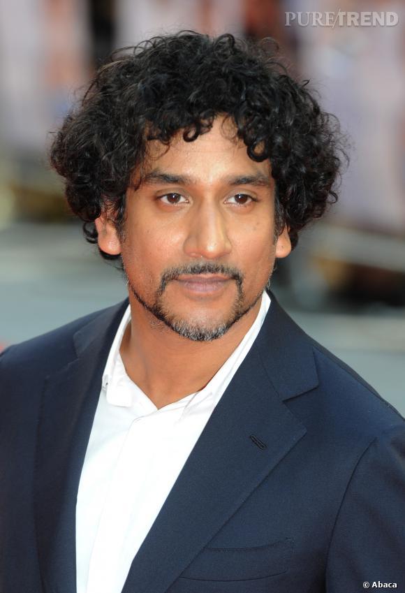 """Naveen Andrews, le docteur Hasnat Khan dans """"Diana"""" était aussi à l'avant-première."""