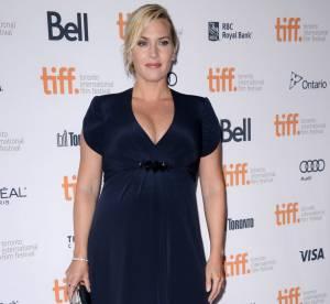 Kate Winslet, les courbes a tomber d'une femme enceinte a Toronto