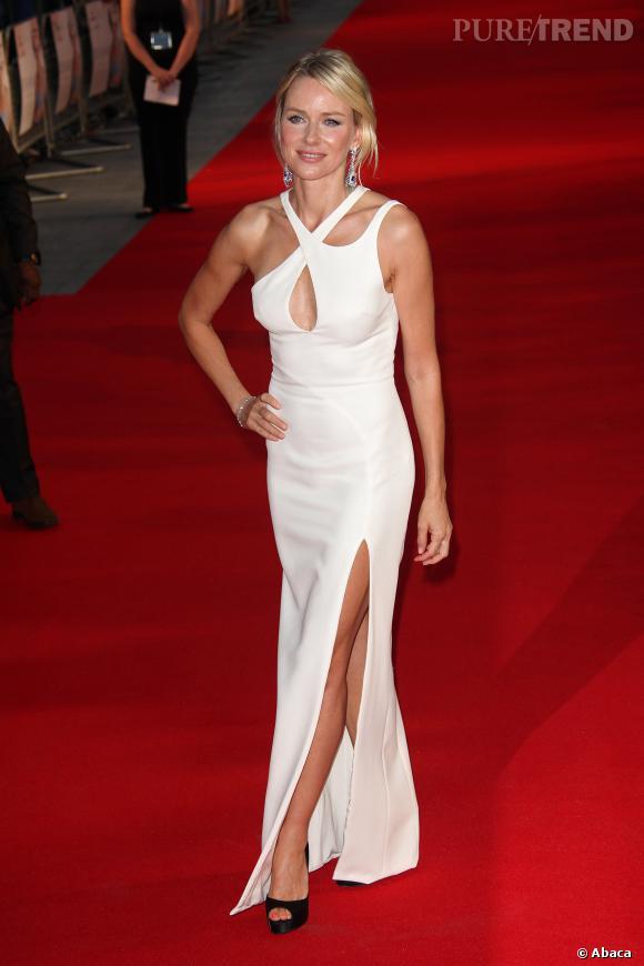 Naomi Watts : 3 mois de régime et de sport pour se transformer en Lady Diana.