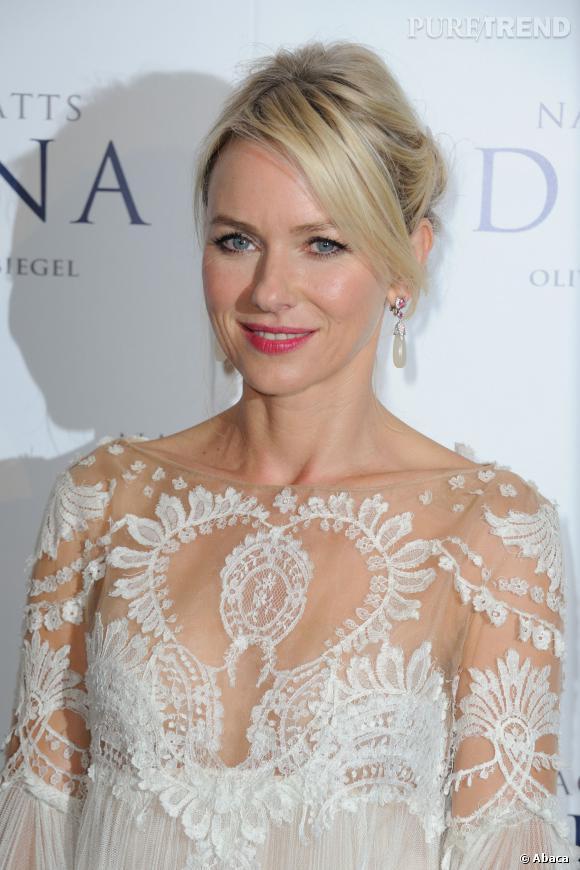 Naomi Watts s'est imposée une préparation drastique avant le tournage.
