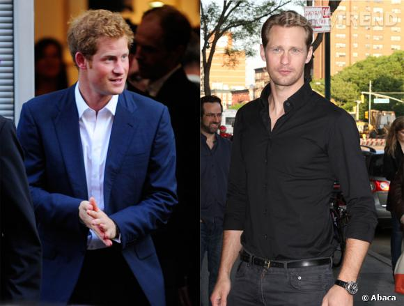 "Prince Harry et Alexander Skarsgard ennemis pour l'expédition ""Walking With The Wounded South Pole Allied Challenge""."