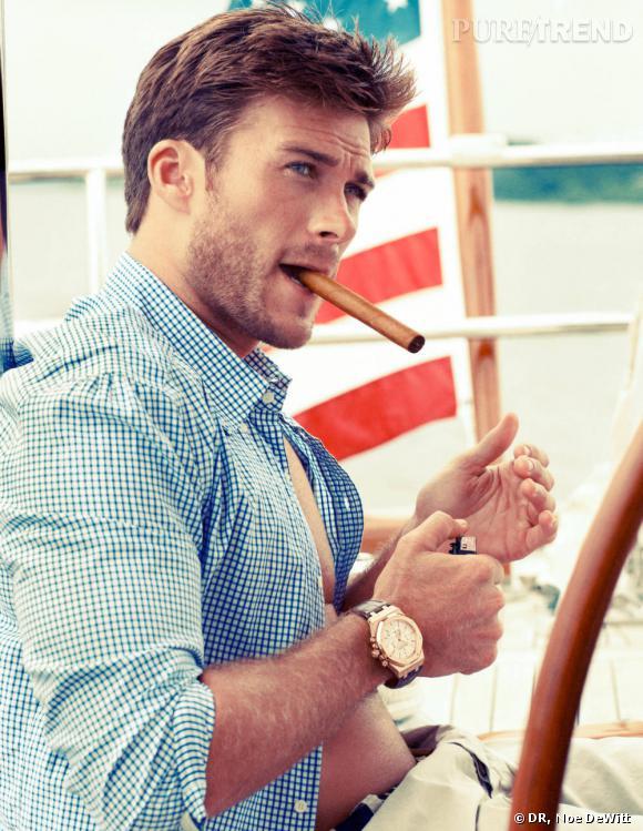 Scott Eastwood, le nouveau beau gosse qui affole la toile.