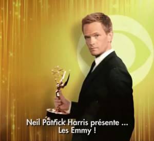 Neil Patrick Harris parle des Emmy Awards 2013.