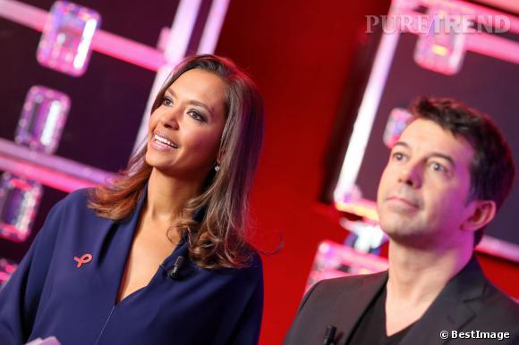 Karine Le Marchand et Stéphane Plaza auraient pu tomber amoureux.