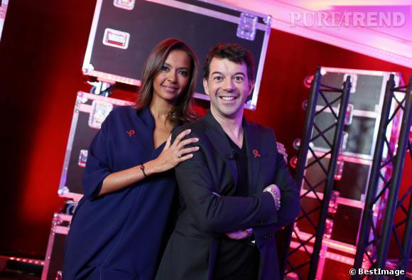 Karine Le Marchand et Stéphane Plaza : les BFF de M6.