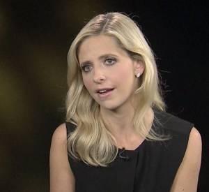 """Sarah Michelle Gellar se confie sur sa nouvelle série """"The Crazy Ones"""", mais revient aussi sur son grand succès : """"Buffy contre les vampires""""."""