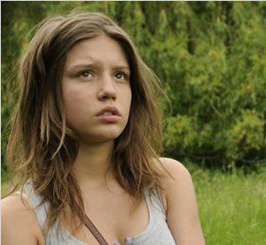 Adele Exarchopoulos, heroine du 1er film de Sara Forestier