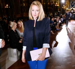 Fashion Week Paris 2013 : Ludivine Sagnier... les front rows du 7e jour