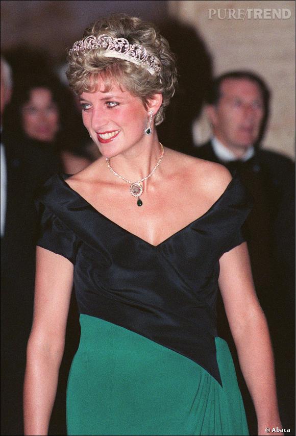 Lady Diana, le chic et la classe incarnés.