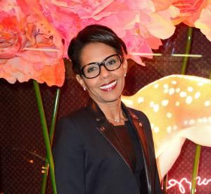 Audrey Pulvar, femme fatale pour la soiree Sofia Coppola x Louis Vuitton