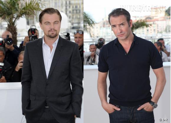 Leonardo DiCaprio : ''Jean Dujardin est un mec genial !''