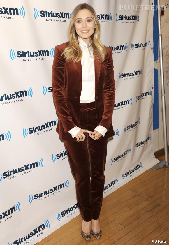 """Elizabeth Olsen a récemment joué dans """"Martha Marcy May Marlene"""" et """"Silent House"""" et devrait apparaître dans """"Kill your Darlings"""" avec Daniel Radcliffe."""