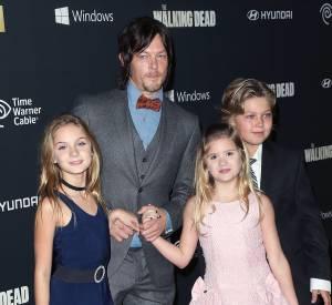 """Norman Reedus, aussi touchant que son personnage de Daryl dans """"The Walking Dead"""" !"""