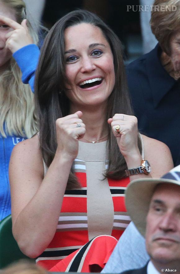 Pippa Middleton critiquée par Karl Lagerfeld...
