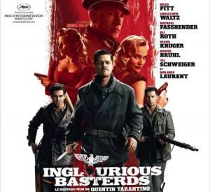 """""""Inglorious Basterds"""", l'un des récents succès de Quentin Tarantino."""