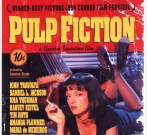 """""""Pulp Fiction"""", l'un des films mythiques de Quentin Tarantino."""