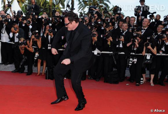 Quentin Tarantino, un cinéaste talentueux et un brin déjanté.