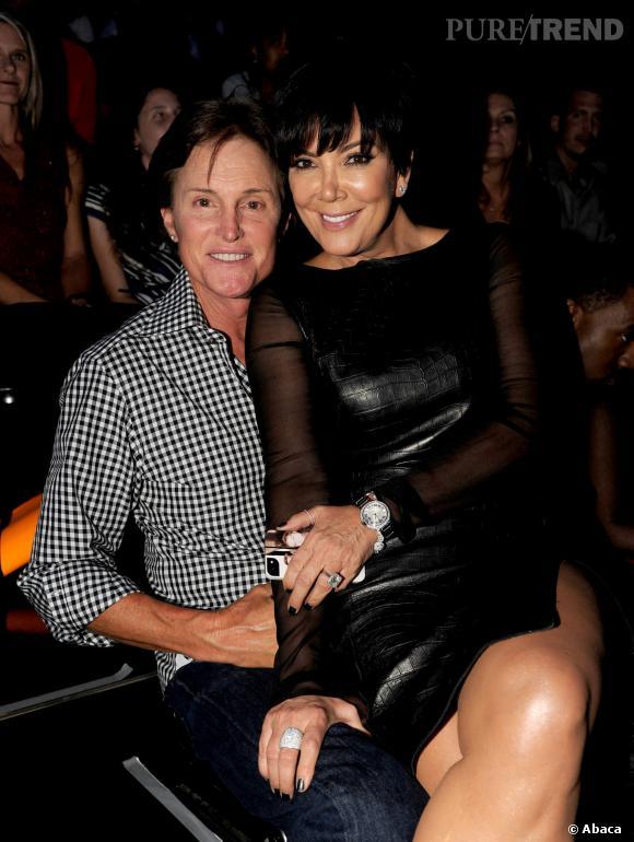 """Kris et Bruce Jenner vont-ils divorcer ? On aura sûrement la réponse en regardant la suite de la saison 9 de """"L'Incroyable Famille Kardashian""""."""