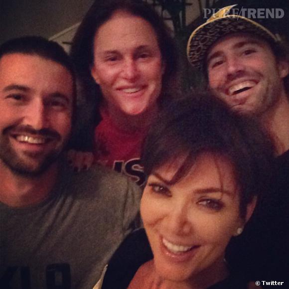 Kris Jenner a pourtant mis un point d'honneur à partager une photo d'une soirée en famille comme pour faire taire les rumeurs.