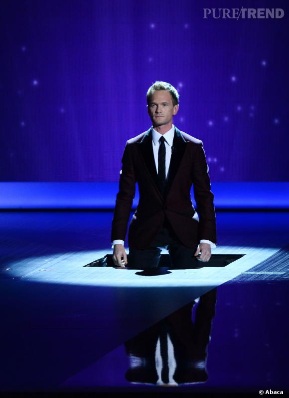 Neil Patrick Harris est un vrai showman.
