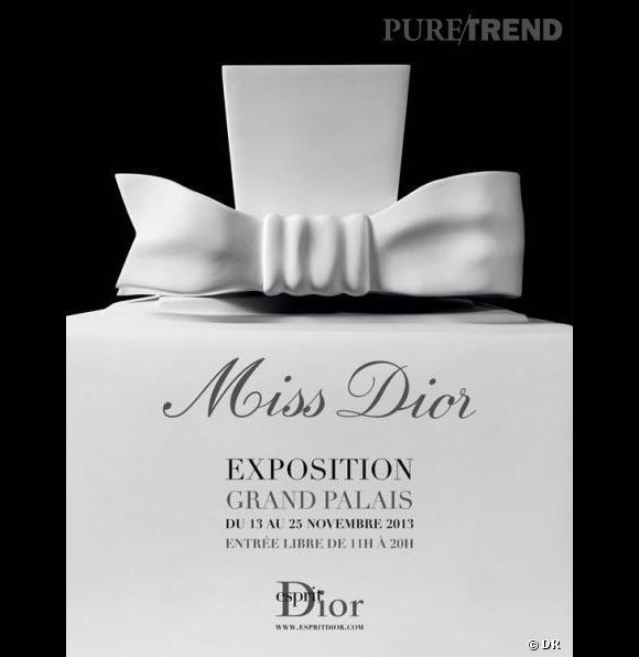 Miss Dior s'invite au Grand Palais.