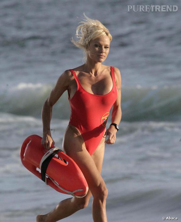 Pamela Anderson, fantasme des hommes toutes générations confondues.