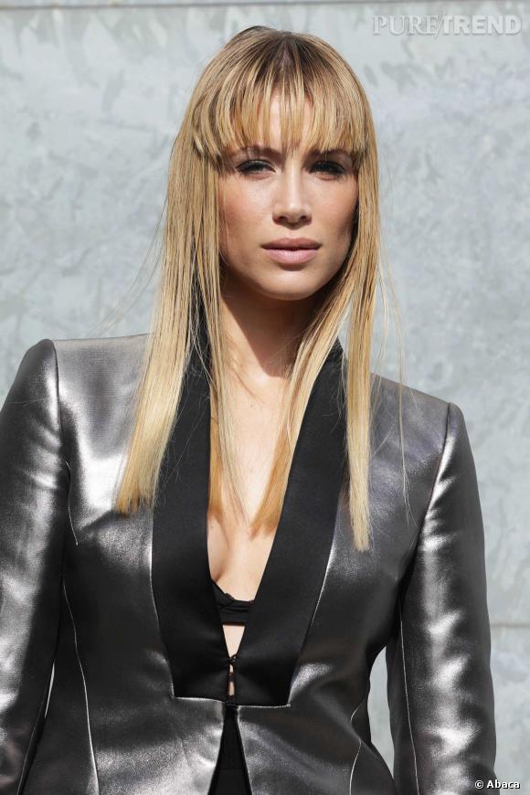 Marie de Villepin, un top model reconnu et une actrice prometteuse.