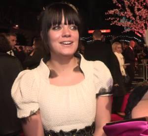 Lily Allen, jeune maman radieuse au BFI Festival 2013 de Londres